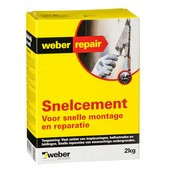Weber repair snelcement 2 kg