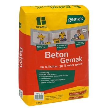 Beamix beton gemak 20 kg