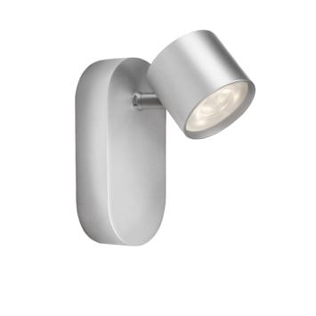 Philips Opbouwspot MyLiving Star LED Aluminium 4.5W