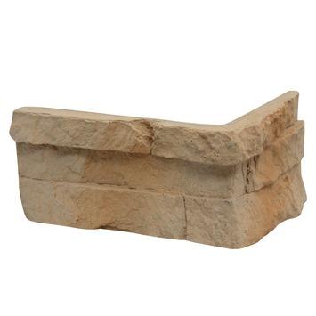 Stone Design Steenstrip Odyssee Hoekstrip Geel
