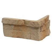 Stone Design steenstrip Odyssee geel hoekstrip 10 stuks