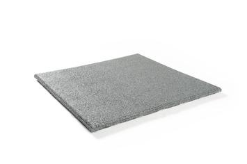 Grijze Tegels 50x50.Terrastegel Rubber Grijs 50x50 Cm Per Tegel 0 25 M2