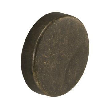 CanDo eindkap brons Ø 45 mm 2 stuks