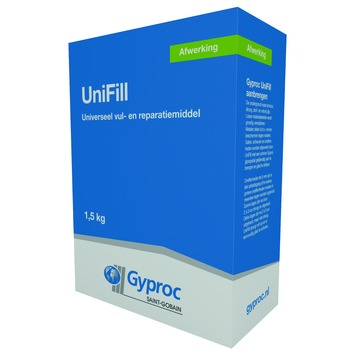Gyproc Unifill gipsplaatvuller 1,5 kg