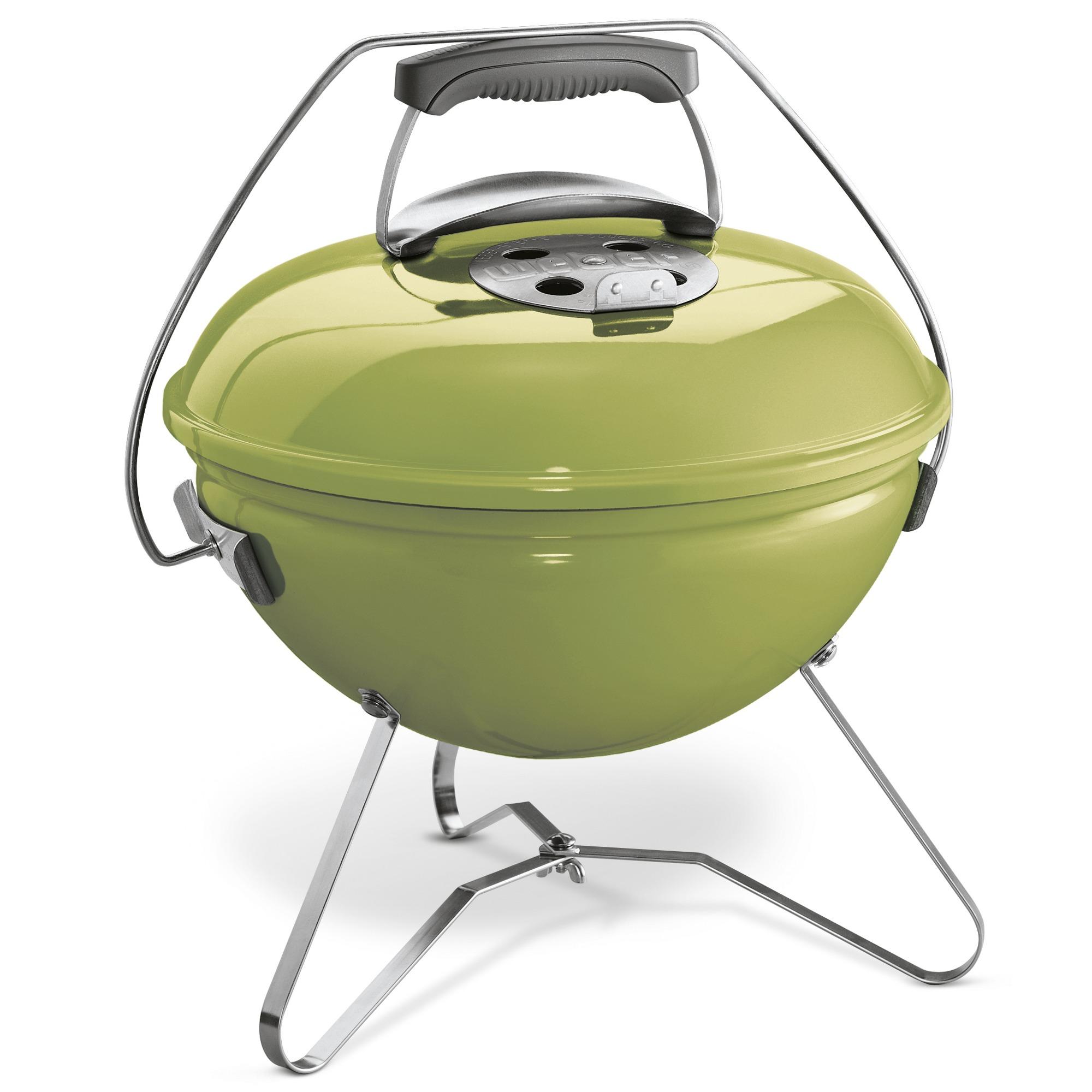 Weber Smokey Joe Premium houtskoolbarbecue Groen 37 cm
