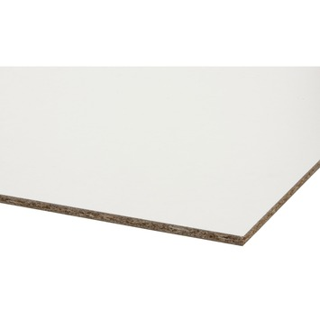Storemax deurplaat frigo wit 255x101,5 cm