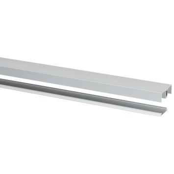 StoreMax rail t.b.v. R20 metaal zilver 180x5,9x2,9 cm
