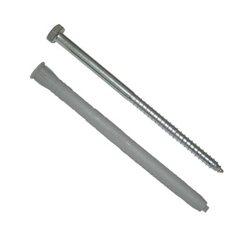 Fischer Slagplug 10x160 SS K 4 stuks