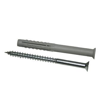 Fischer constructieplug SXS 8x80 mm 5 stuks