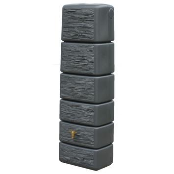 Muurregenton Slim Graniet 300 Liter