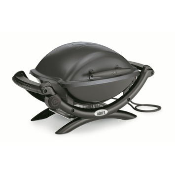Weber barbecue Q1400 dark grey 66x49 cm