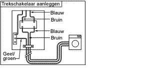 Badkamer Ventilator Aansluiten Op Lichtschakelaar – Huishoudelijke ...