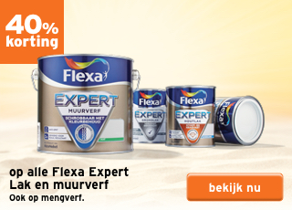 Flexa Expert lak- en muurverf