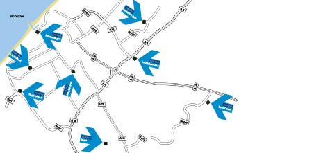 Routekaart. Dit zijn de acht bouwmarkten die uw aankopen gratis thuisbezorgen in de regio Delft-Den Haag.