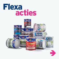 Flexa aanbiedingen en acties