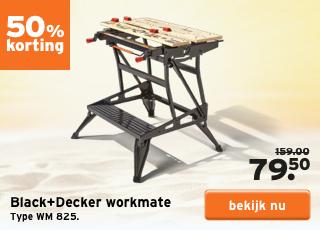 Black + Decker workmate