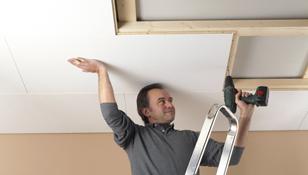 Isolerende plafondplaten