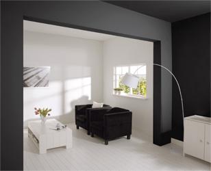 Klusidee ruimte be nvloeden met kleur gamma - Kleur muur volwassene kamer ...