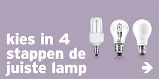 Verlichting - Keuzehulp en advies - Keuzehulp verlichting