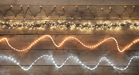 Kerstverlichting voor buiten gamma for Gamma verlichting binnen