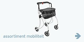 zorgeloos wonen - assortiment mobiliteit