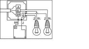 Stopcontact en schakelaar aansluiten gamma - Hoe aparte een kamer in twee ...