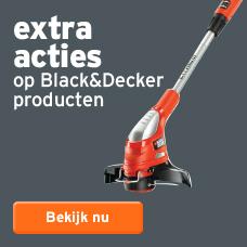 Black & Decker acties