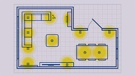 lichtplan maken | gamma, Badkamer