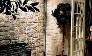 Stenen muren repareren