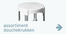Aanpassingen badkamer of toilet - navi banner assortiment douchekrukken