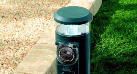 Elektra Aanleggen Tuin : Klusidee tuinverlichting gamma