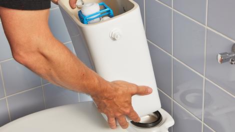 Binnenwerk Spoelbak Toilet : Binnenwerk wc vervangen of repareren stappenplan gamma
