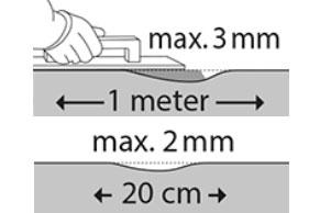 Stap 2: Dreamclick vloer leggen