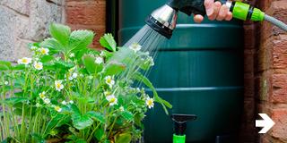 Beeld_klusadvies tuin - hemelwaterafvoer