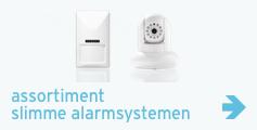Assortiment slimme alarmsystemen