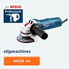 GAMMBosch Professional - assortiment - slijpmachine