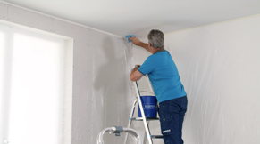 Ontvet het plafond