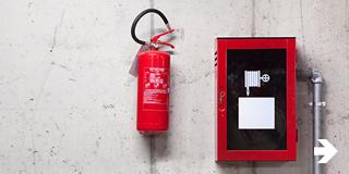 hulpmiddelen bij brand