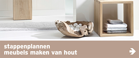 bouwhout - nav afb stappenplan meubels maken