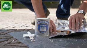 Stap 7: metalen tuinhek schilderen