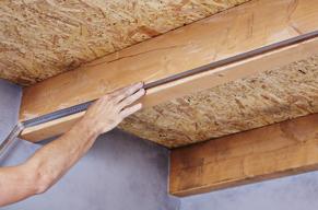 Kruipruimte isoleren houten vloer lagen gamma