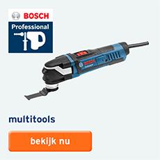 Bosch Professional - assortiment - Multitools