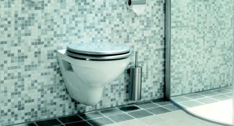 Zwevend Toilet Gamma : Wandcloset plaatsen gamma