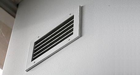 Ventilatiekanaal van platte elementen