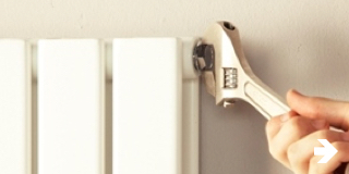 Beeld - Verwarming en ventilatie - Keuzehulp en advies - Plaatsing radiator