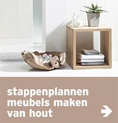constructieplaten - stappenplan meubels maken
