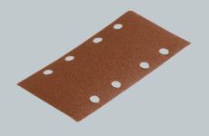 Gereedschap - Schuurblad met klittenband (rechthoek)