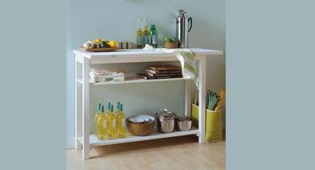 Side Table Keuken : Sidetable gamma