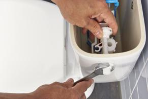 Spoelmechanisme Toilet Vervangen : Lekkende vlotterkraan vervangen of repareren gamma