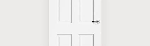 drangers - Lichte deur